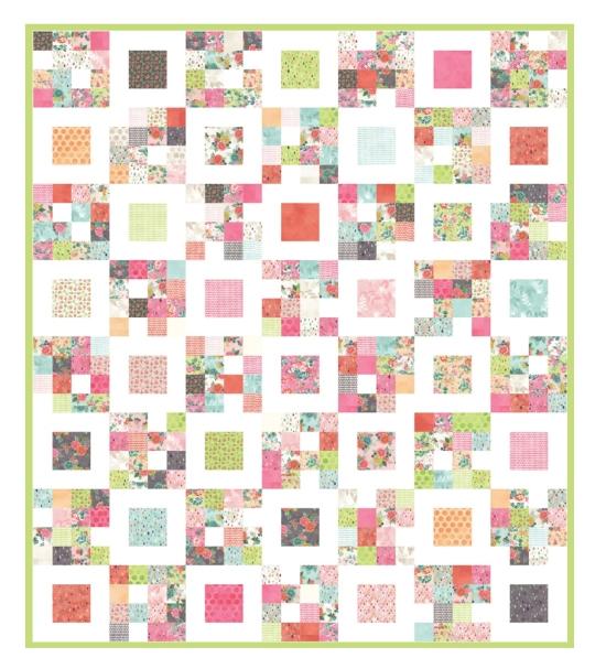 free charm pack quilt patterns u create Stylish Moda Charm Pack Quilt Patterns Inspirations
