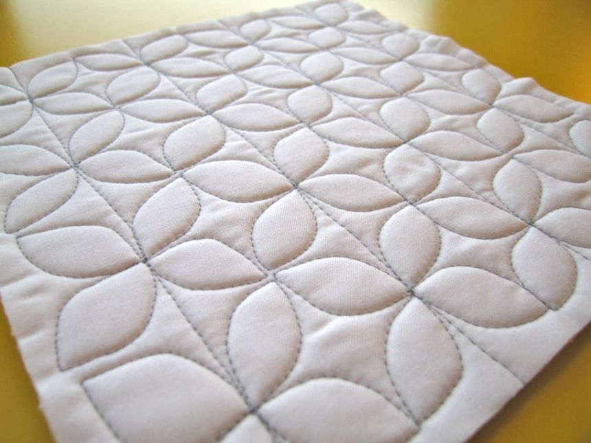 free motion quilting patterns for beginners sewing Cozy Easy Hand Quilting Patterns