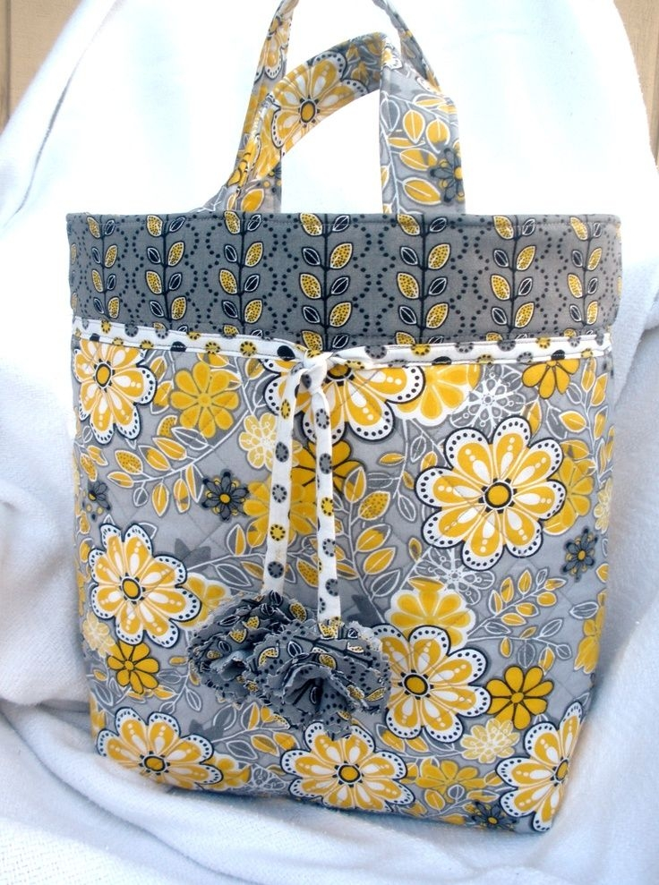 free patterns for tote bags 1st sewing project tote from Stylish Quilted Bags And Totes Patterns