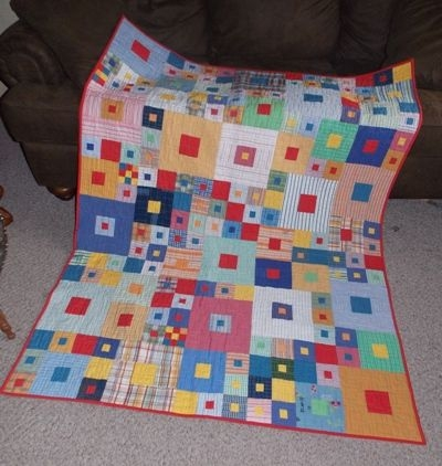 free printable quilt pattern hip to be square from jos Interesting Hip To Be Square Quilt Pattern