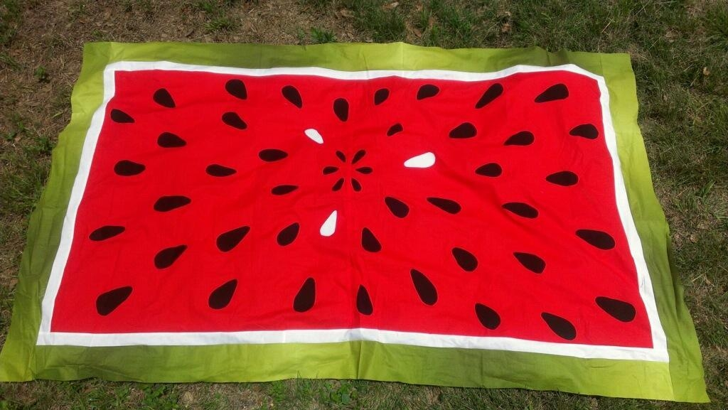 free quilt pattern watermelon feast i sew free Unique Watermelon Quilt Pattern Inspirations