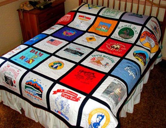 free t shirt quilt instructions Cozy T Shirt Quilt Pattern Queen Gallery