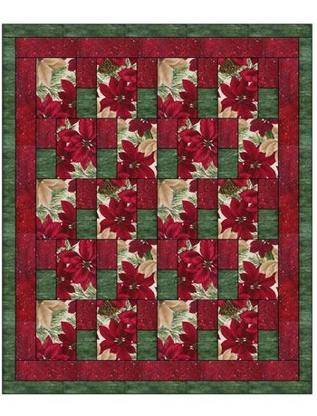 free3fabricquiltpatterns simply blocks 3 yd quilt Unique Three Fabric Quilt Patterns Inspirations