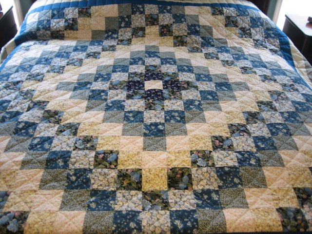 great trip around the world quilt i love the simplicity of Interesting Round The World Quilt Pattern