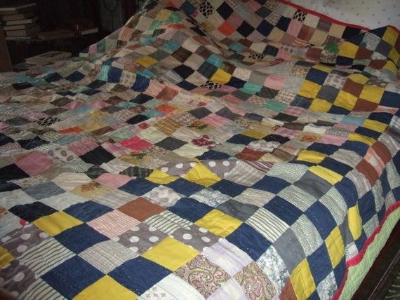 half price sale vintage patchwork quilt Stylish Vintage Patchwork Quilts For Sale