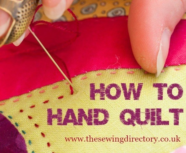 hand quilting Elegant Hand Quilting Stitch Patterns Inspirations