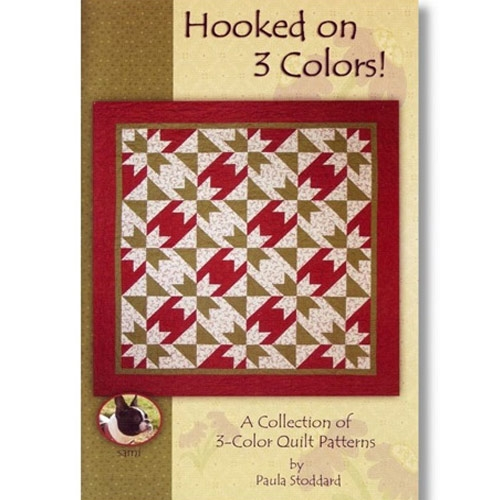 hooked on 3 colors quilt pattern Elegant Three Color Quilt Patterns Inspirations