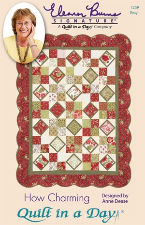 how charming eleanor burns signature quilt pattern Interesting Eleanor Burns Quilt In A Day Patterns Inspirations