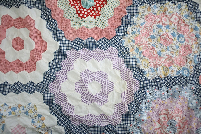 how to clean vintage quilts the farm chicks Washing Vintage Quilts