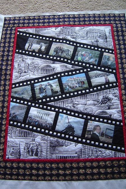 how to make a photo quilt 19 diy patterns guide patterns Cozy Photo Memory Quilt Patterns Gallery