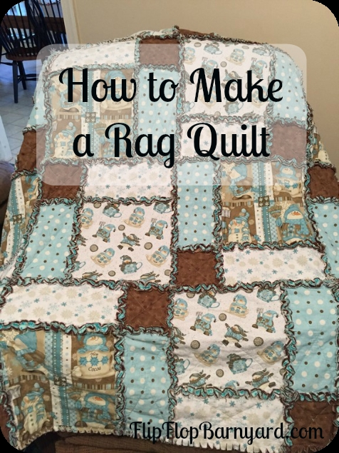 how to make a rag quilt a simple diy sewing project Quilt Patterns Pictures Of Rag Quilts Inspirations