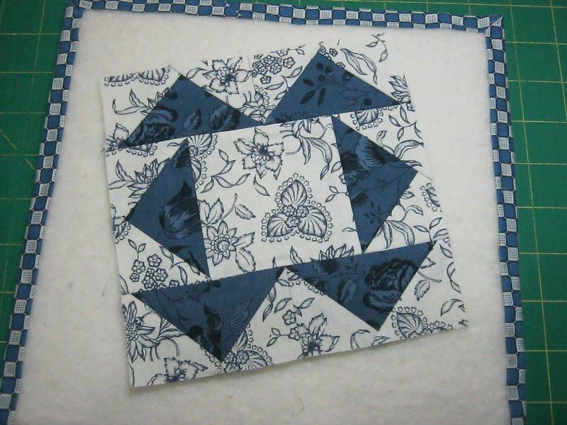 how to make flying geese 3 different ways on bluprint Flying Geese Quilt Pattern