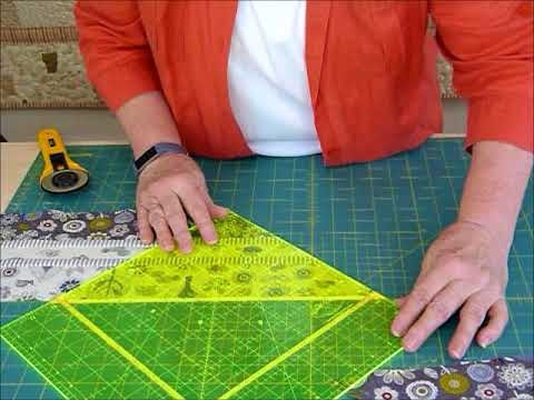 how to make the garden path quilt part 1 of 2 quilting tips techniques 221 Elegant Garden Path Quilt Pattern Gallery
