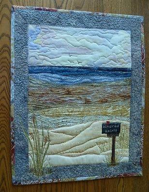 image result for free landscape quilt patterns applique Cool Landscape Quilting Patterns Gallery