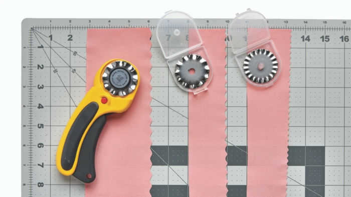 improve your sewing with handy accessories for rotary cutters Sew Easy Quilt Ruler Cutter Inspirations