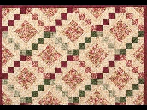 irish chain variations Interesting Irish Quilting Fabric Inspirations