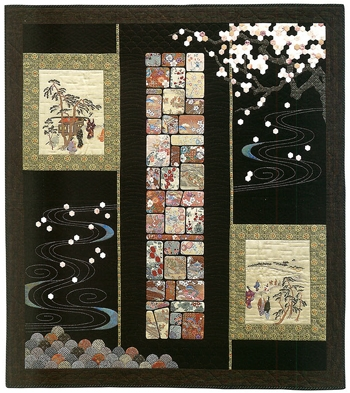 japanese fabric quilt patterns motifs sashiko more Cool Japanese Quilting Patterns Inspirations