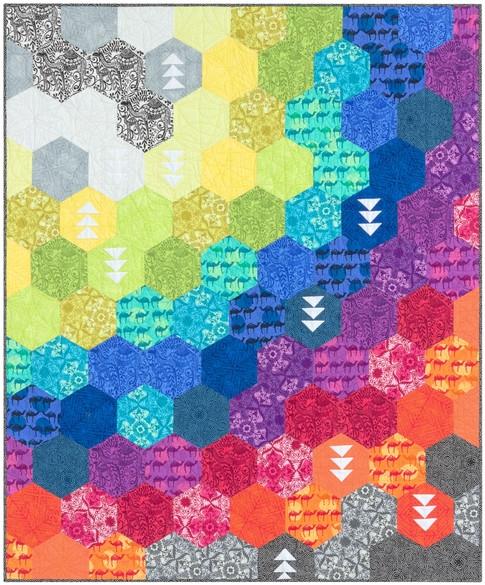 jewels free pattern robert kaufman fabric company Elegant Quilt Fabric Manufacturers
