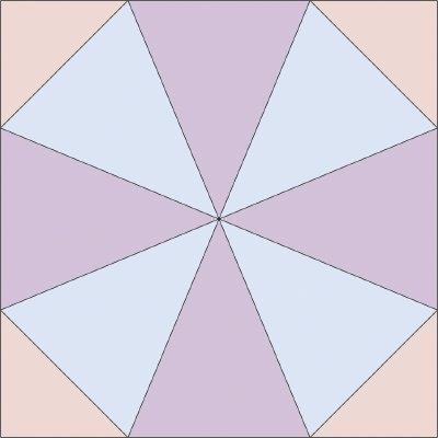 kaleidoscope quilt block howstuffworks Interesting Kaleidoscope Quilt Pattern Inspirations