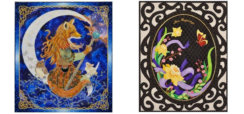 kathy mcneil art quilts award winning quilt artist Unique Award Winning Quilt Patterns Gallery