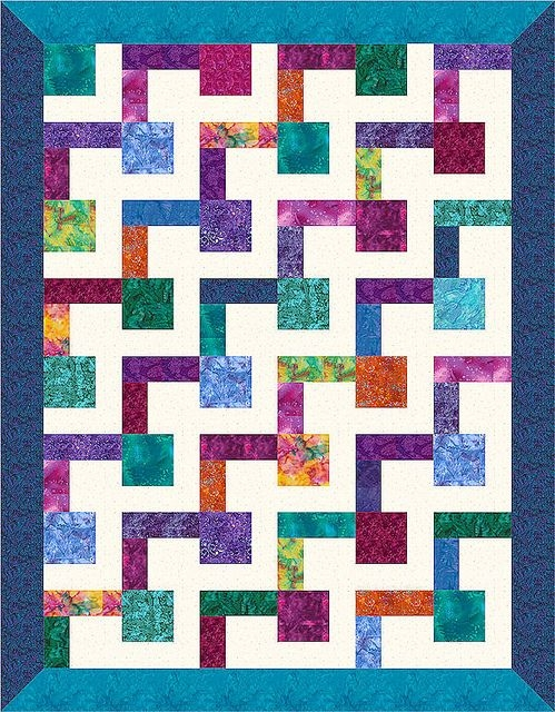 l block quilt 21 quilt ideas quilt block patterns quilt Unique Batik Quilt Patterns Easy Inspirations