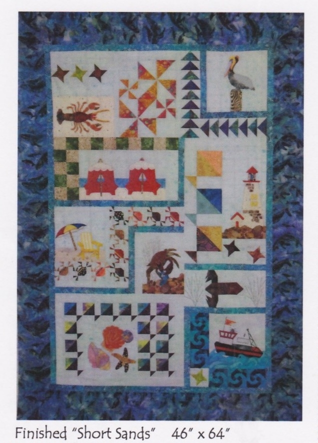lighthouse memories robins quilt nest short sands block of the month quilt pattern series block 3 lighthouse Cool Block Of The Month Quilt Patterns