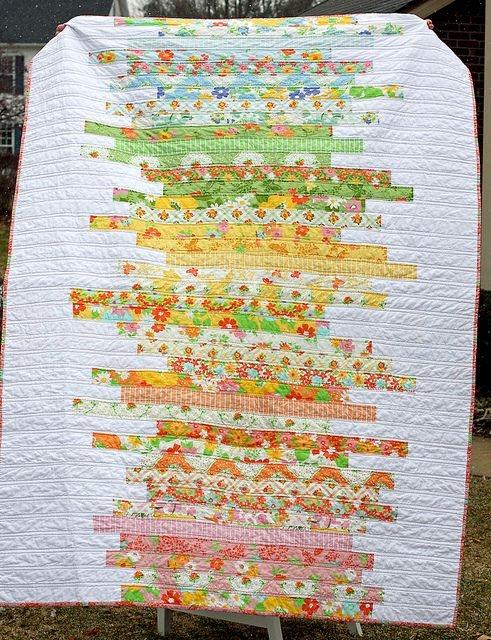 line art quilt inspiring quilts jellyroll quilts strip Modern Jelly Roll Strip Quilt Patterns Gallery
