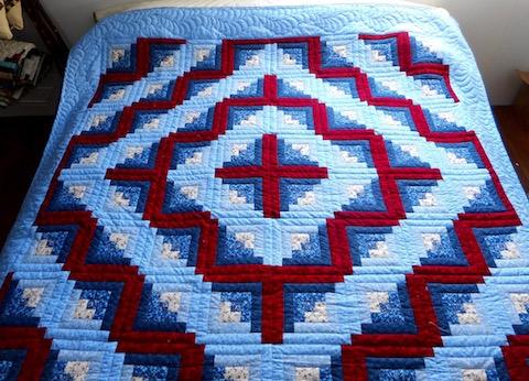 log cabin quilt barn raising variation Log Cabin Variations Quilt Patterns Inspirations