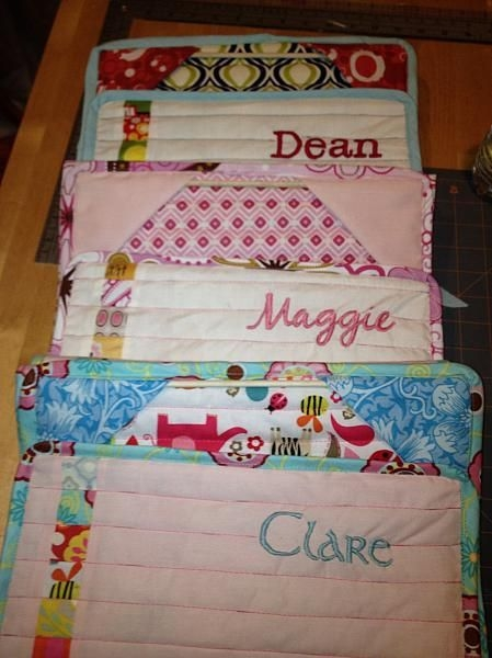 making a quilted fabric growth chart hellobee boards Cool Quilted Growth Chart Pattern Inspirations
