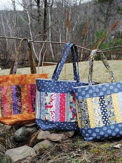 mary elizabeth tote bag sewing pattern Stylish Quilted Bags And Totes Patterns