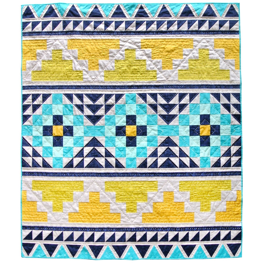 mayan mosaic quilt pattern download Interesting Mosaic Quilt Patterns Gallery