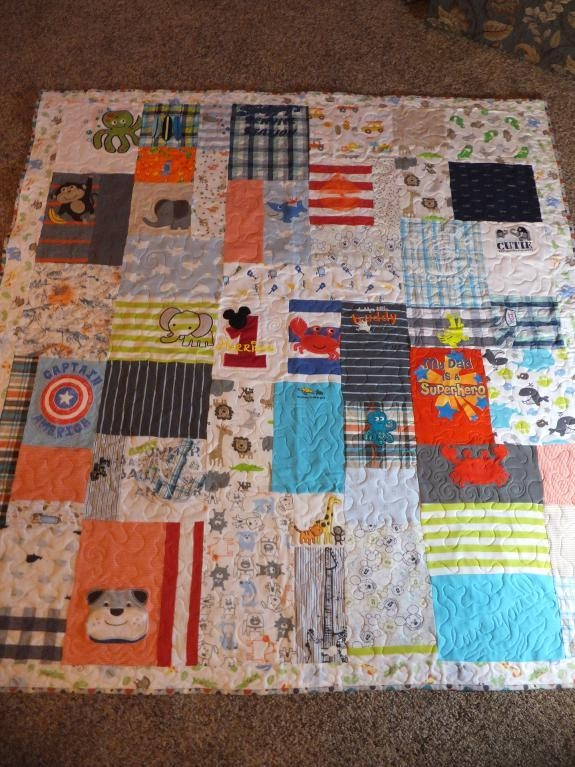 memory quilt ideas youll love on bluprint Cozy Photo Memory Quilt Patterns Gallery