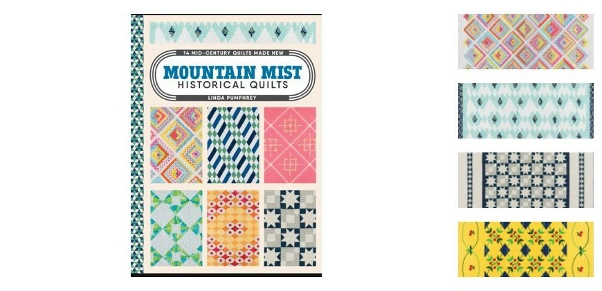mountain mist historical quilts accuquilt accuquilt Interesting Mountain Mist Quilt Patterns Gallery