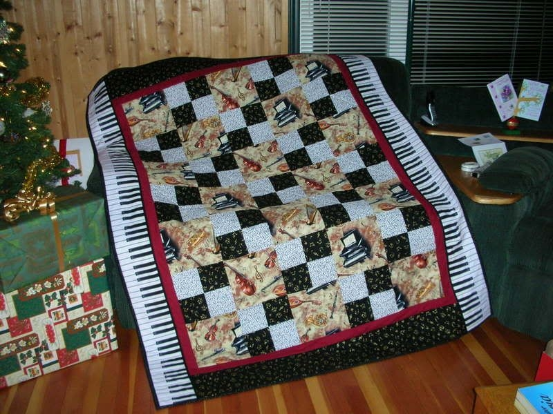 music quilt ideas musical theme quilt quilting forum Modern Music Themed Quilts Gallery