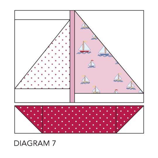 nautical ba quilt quilt ideas nautical ba quilt Quilt Pattern Sailboats Inspirations