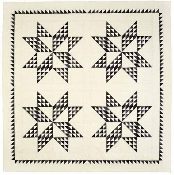 night day quilt pattern download Modern Night And Day Quilt Pattern