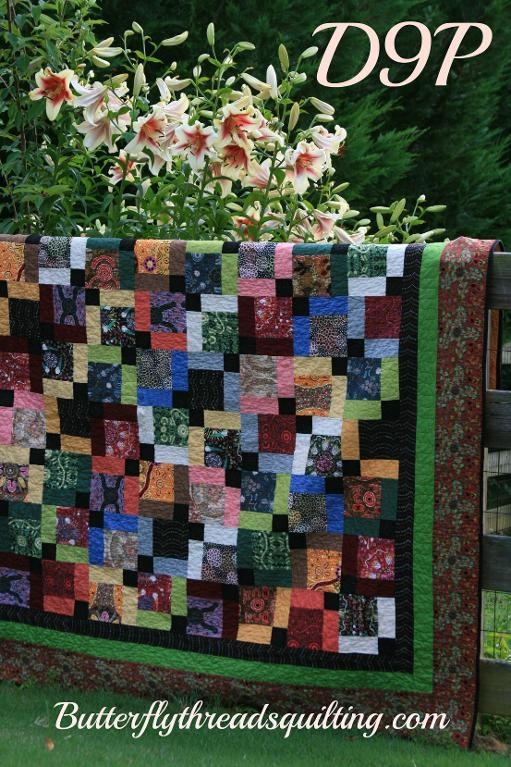 nine patches nine ways nine patch quilt inspiration Elegant Nine Patch Variations Quilt Patterns Gallery