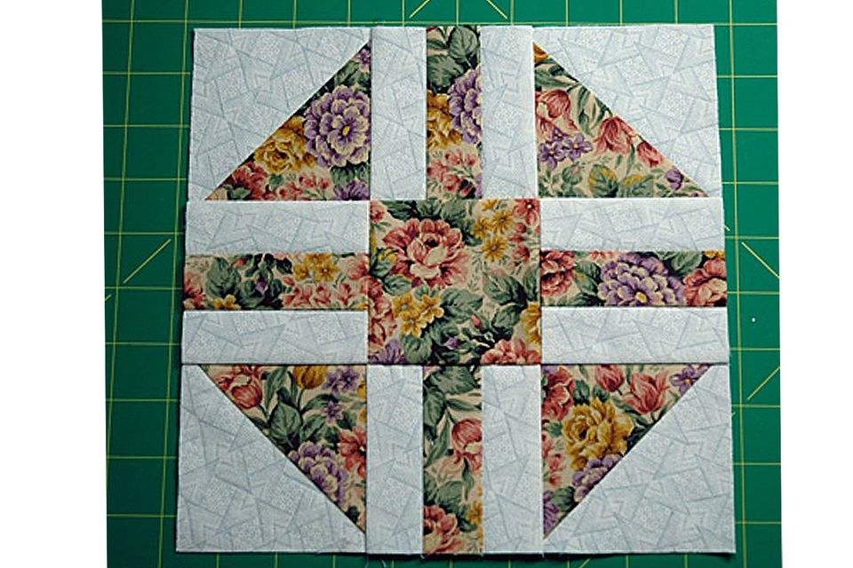 paths and stiles an easy quilt block pattern Cozy Easy Quilt Block Pattern Gallery