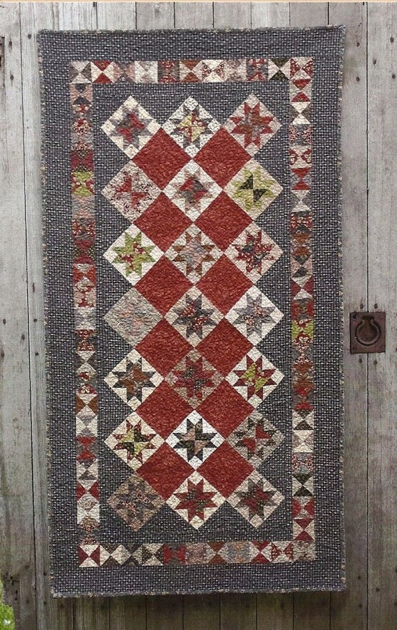 pattern mixed peppercorn quilt pattern country threads Modern Country Threads Quilt Patterns Inspirations