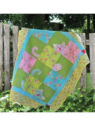 peek a boo kitty quilt pattern Interesting Peek A Boo Quilt Pattern Inspirations
