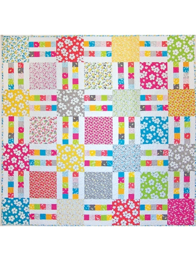 picket fence quilt pattern Cool Perfect 10 Quilt Pattern Free