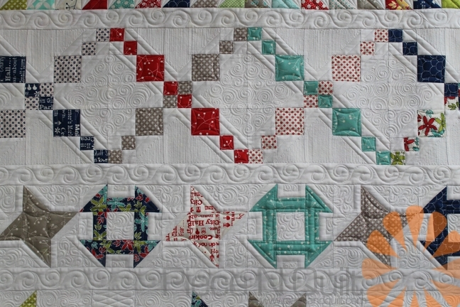 piece n quilt row quilt custom machine quilting natalia Cozy Custom Quilts And Sewing Center Gallery