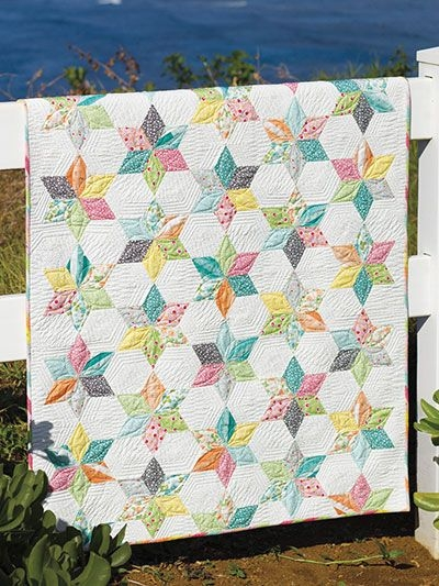 pieced ba kids quilt patterns sprinkles quilt pattern Cozy Quilts For Kids Patterns Gallery