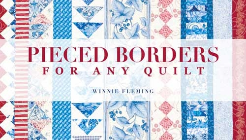 pieced borders for any quilt online class love to sew Elegant Borders For Quilts Patterns Inspirations