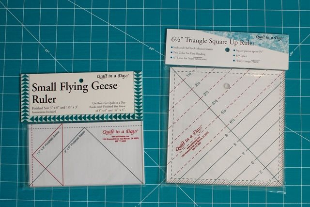 piecing tips and tricks quilt in a day rulers quilting Modern Half Square Triangle Ruler Quilt In A Day