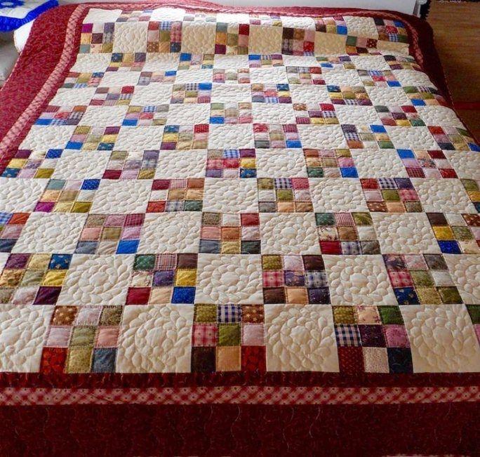 pin mary kadlec on rag quilt beginner quilt patterns Cool Amish Quilt Patterns Beginners