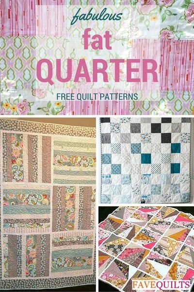 pin on fat quarter projects Cool Fat Quarter Quilt Pattern Gallery