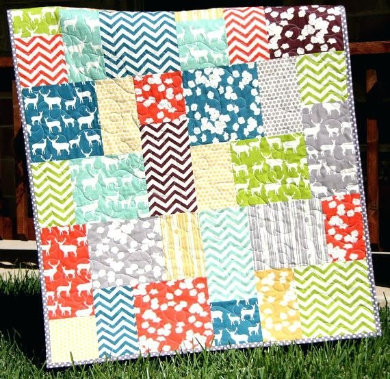 pin on quilting inspiration Elegant Free Big Block Quilt Patterns For Beginners Inspirations