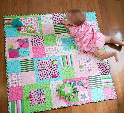 pin on sewing or others pattern Interesting Baby Patchwork Quilt Pattern Gallery
