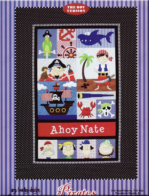 pirates amy bradley designs quilting Cozy Amy Bradley Quilt Patterns Gallery